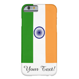 Flagga av Indien Barely There iPhone 6 Skal