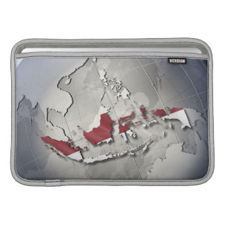 Flagga av Indonesien MacBook Air Sleeve