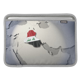 Flagga av Irak MacBook Sleeve