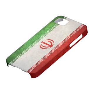 Flagga av Iran iPhone 5 Fodral