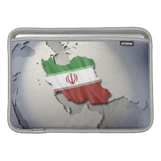 Flagga av Iran MacBook Air Sleeve