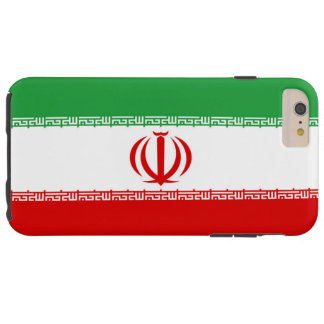 Flagga av Iran Tough iPhone 6 Plus Fodral