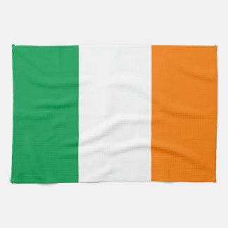 """Flagga av Irland amerikanMoJo kökshandduk 16"""" x"""
