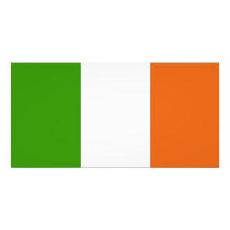 Flagga av Irland Fototryck