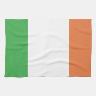 Flagga av Irland Kökshandduk