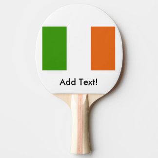 Flagga av Irland Pingisracket