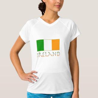 Flagga av Irland T-shirt