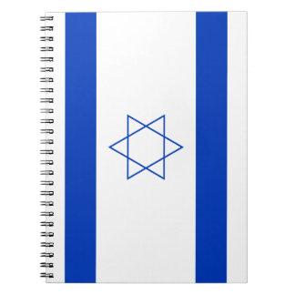 Flagga av Israel Anteckningsbok