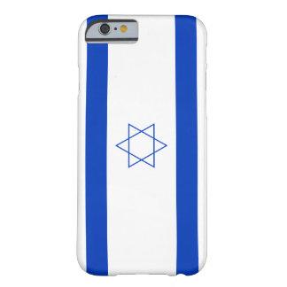 Flagga av Israel Barely There iPhone 6 Skal