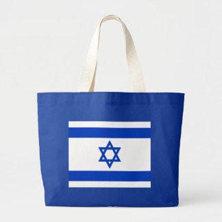 Flagga av Israel Jumbo Tygkasse