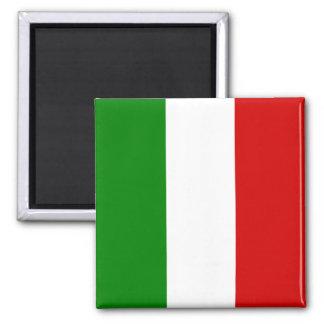 Flagga av italien kylskåpsnagnet
