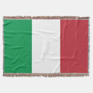 Flagga av italien mysfilt