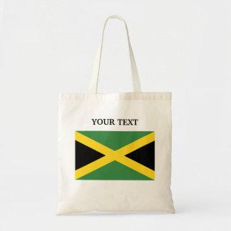 Flagga av Jamaica Budget Tygkasse