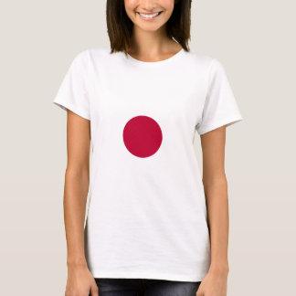 Flagga av Japan - 日章旗 - 日の丸 - 日本の国旗 T Shirts