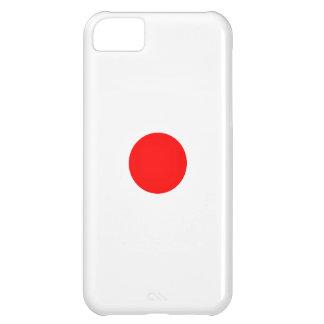 Flagga av Japan iPhone 5C Fodral