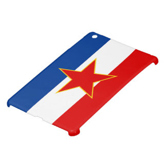 Flagga av Jugoslavien iPad Mini Fodral