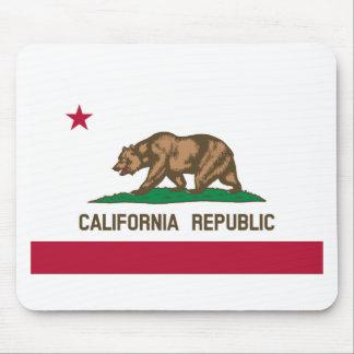 Flagga av Kalifornien Musmatta