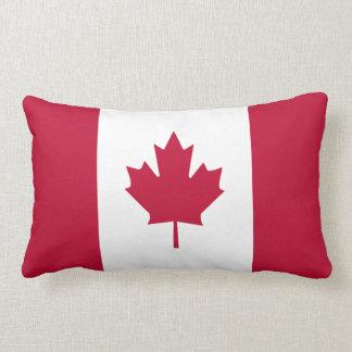 Flagga av Kanada Lumbarkudde