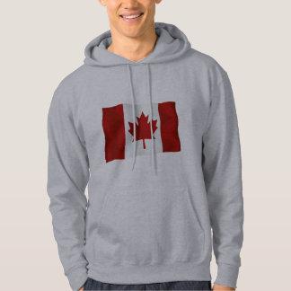 Flagga av Kanada l'Unifolié Sweatshirt