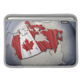 Flagga av Kanada MacBook Sleeve