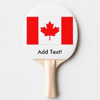 Flagga av Kanada Pingisracket
