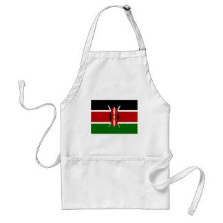 Flagga av Kenya Förkläde