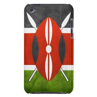 Flagga av Kenya Grunge: 4th generation för iPod iPod Case-Mate Fodraler