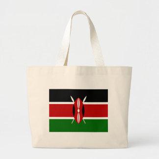 Flagga av Kenya Jumbo Tygkasse