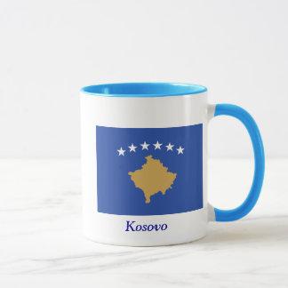 Flagga av Kosovo Mugg