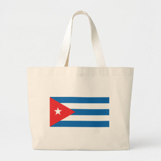 Flagga av Kuban Jumbo Tygkasse