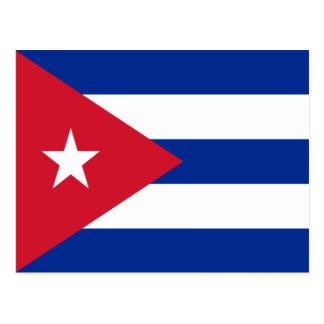 Flagga av Kuban Vykort
