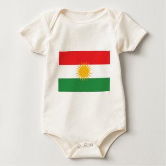 Flagga av kurdistanen (den Alay kurdistanen eller Sparkdräkt
