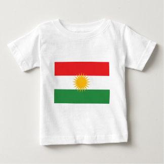 Flagga av kurdistanen (den Alay kurdistanen eller T-shirts