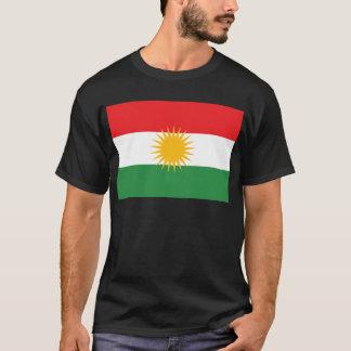 Flagga av kurdistanen (den Alay kurdistanen eller Tee Shirts