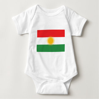 Flagga av kurdistanen (den Alay kurdistanen eller Tshirts