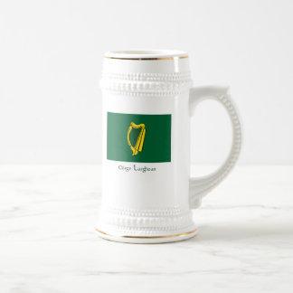 Flagga av Leinster Sejdel