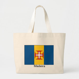 Flagga av Madeira Jumbo Tygkasse