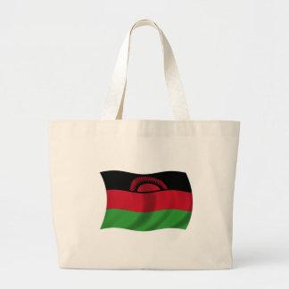 Flagga av Malawi Tote Bag