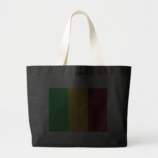Flagga av Mali Tygkassar