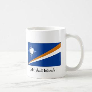 Flagga av Marshallöarnan Vit Mugg