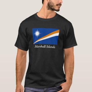 Flagga av Marshallöarnan T-shirt