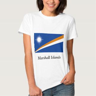 Flagga av Marshallöarnan Tee