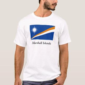 Flagga av Marshallöarnan Tshirts
