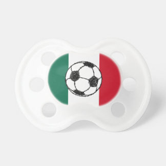 Flagga av Mexico   fotbollboll Napp