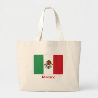 FLAGGA AV MEXICO JUMBO TYGKASSE