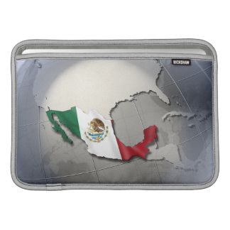 Flagga av Mexico MacBook Air Sleeve