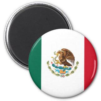 Flagga av Mexico Magnet