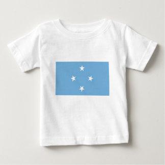 Flagga av Mikronesiska federationen Tshirts