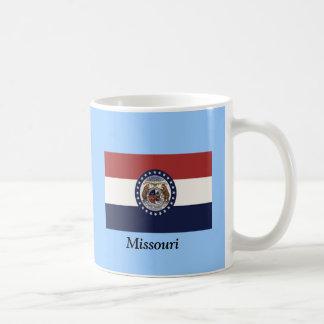Flagga av Missouri Kaffemugg