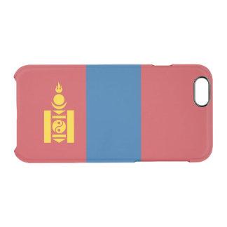 Flagga av Mongoliet den klara iphone case Clear iPhone 6/6S Skal